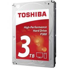 Хард диск TOSHIBA P300, 3TB, 7200rpm, 64MB, SATA 3