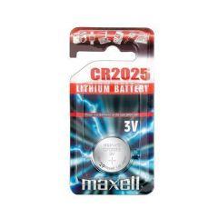 Бутонна батерия литиева MAXELL CR-2025 3 V
