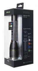 Фенер GP Prosumer Design Beam  PSR51, LED, 1 x CR18650 акум.; 470 лумена; обхват:240 м.; 4 ЦВЯТА