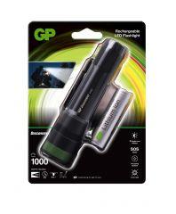 Фенер акумулаторен  GP CR42, LED, 1000 лумена, CREE, Discovery Outdoor