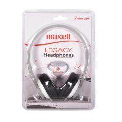 Слушалки с микрофон MAXELL HP360 LEGACY, Бял