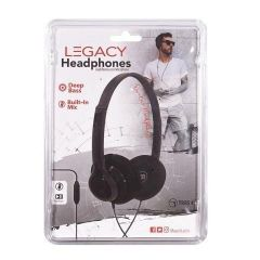 Слушалки с микрофон MAXELL HP360 LEGACY, Черни