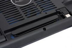 "Охладител за лаптоп DeepCool N17 Black, 14"", 140 mm, Черна"