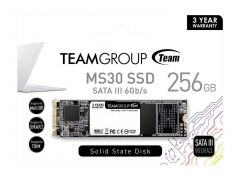 Solid State Drive (SSD) Team Group MS30 M.2 2280 256GB SATA III