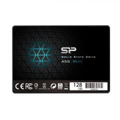"Solid State Drive (SSD) SILICON POWER A55, 2.5"", 128 GB, SATA3"
