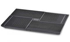 "Охладител за лаптоп DeepCool Multi Core X8, 17"", 100 mm, Черен"