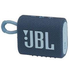 Блутут колонка JBL GO 3 Син