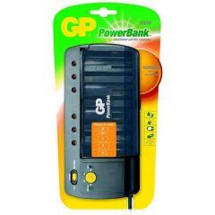 Зарядно у-во GP BATTERIES PB320GS, R6/03/14/20/22