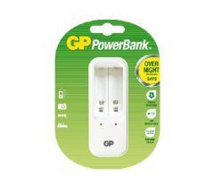 Зарядно у-во GP GPPB420GS, без батерии, с 4 гнезда, АА, ААА