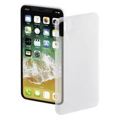 Гръб HAMA Ultra Slim за Apple iPhone X, бял