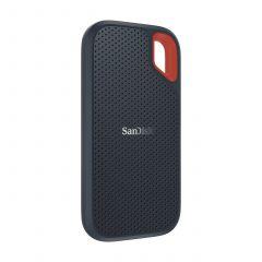 Външен SSD SanDisk Extreme Pro, 250GB, USB 3.1 Gen2 Type-C, Черен