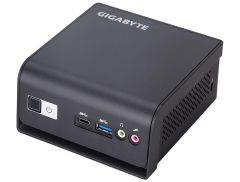 Настолен компютър Gigabyte Brix BLDP-5005R Intel® Pentium® Silver J5005 (4M Cache, up to 2.80 GHz) , Dual HDMI, Com Port