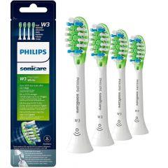 Philips комплект резервни глави Sonicare W3 Premium White  - HX9064/17