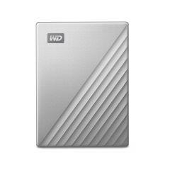 HDD 2TB USB-C MyPassport Ultra Silver (3 years warranty) NEW