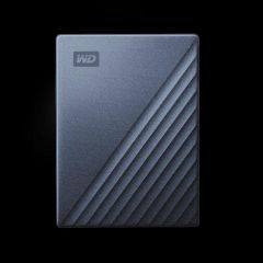 HDD 2TB USB-C MyPassport Ultra Blue Black (3 years warranty) NEW