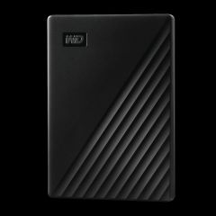 HDD 2TB USB 3.2 (Gen 1) MyPassport Black (3 years warranty) NEW