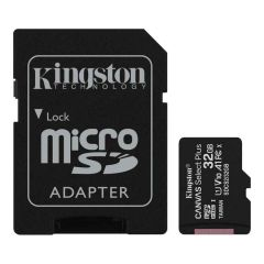MicroSD card Kingston 32GB micSDHC Canvas Select Plus 100R A1