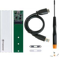 Кутия за SSD M.2 2280/2260 SATA Transcend USB 3.1 M.2 SSD upgrade