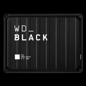 HDD 4TB USB 3.2 P10 Game Drive Black Compatible with PS4, Xbox One, PC, Mac