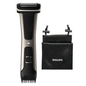Philips Водоустойчив тример за тяло Series 7000, Самобръсначка,  - BG7025/15