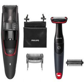 Philips Тример за брада с вакуум series 7000 0,5 мм прецизни  - BT7501/85