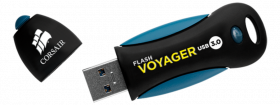 Флаш памет Corsair Voyager 3.0 16GB USB 3.0, Durable and Shock-