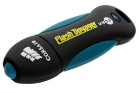 Флаш памет Corsair Voyager 3.0 32GB USB 3.0, Durable and Shock-