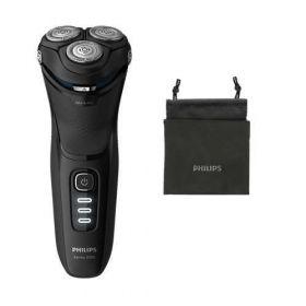 Philips Електрическа самобръсначка за мокро/сухо бръснене, Серия  - S3233/52